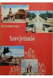Szovjetunió - Régikönyvek