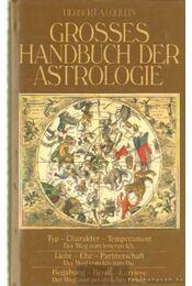 Grosses Handbuch der Astrologie - Régikönyvek
