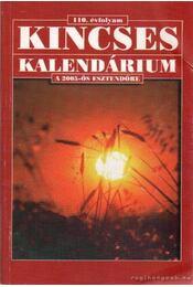 Kincses Kalendárium 2005 - Régikönyvek