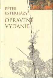 Opravene vydanie (szlovák nyelvű) - Régikönyvek