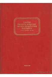 A Magyar Szocialista Munkáspárt országos értekezletének jegyzőkönyve 1957 junius 27-29 - Régikönyvek