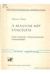 A magyar nép táncélete - Régikönyvek