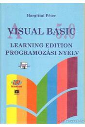 A Visual basic 5.0 - Learning edition programozási nyelv - Régikönyvek