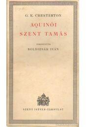 Aquinói Szent Tamás - Régikönyvek
