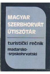 Magyar-szerbhorvát szerbhorvát-magyar útiszótár - Régikönyvek