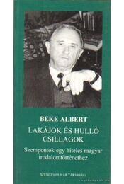 Lakájok és hulló csillagok - Beke Albert - Régikönyvek