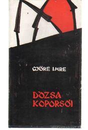 Dózsa koporsói - Régikönyvek