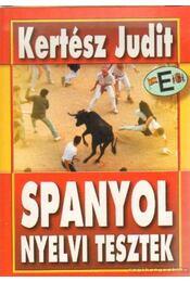 Spanyol nyelvi tesztek - Régikönyvek