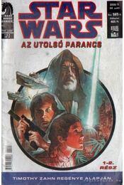 Star Wars 2006/3. 54. szám - Az utolsó parancs - Régikönyvek
