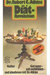 Diat-Revolution - Atkins, Robert C. - Régikönyvek