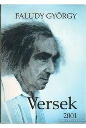 Faludy György - Versek 2001 - Régikönyvek