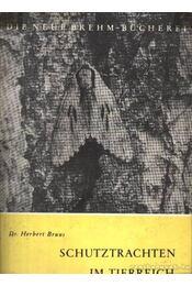 Schutztrachten im Tierreich - Régikönyvek