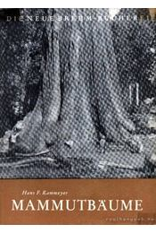Mammutbaume - Régikönyvek