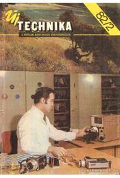 Új technika 82/2 - Régikönyvek