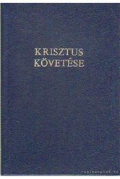 Krisztus követése - Régikönyvek