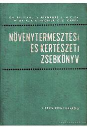 Növénytermesztési és kertészeti zsebkönyv - Régikönyvek
