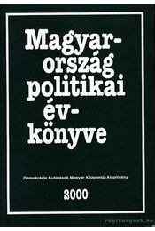 Magyarország politikai évkönyve 2000 - Régikönyvek