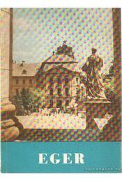 Eger (1960) - Régikönyvek