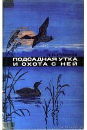 A csalikacsa és a vele való vadászat (Подсадная утка и охота с ней) - Régikönyvek
