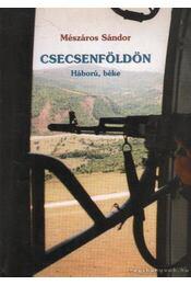 Csecsenföldön - Régikönyvek