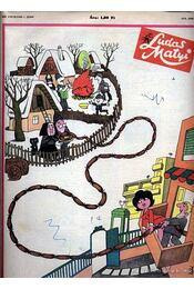 Ludas Matyi 1974. évf. (teljes) - Régikönyvek