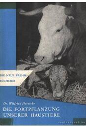 Die Fortpflanzung unserer Haustiere - Régikönyvek