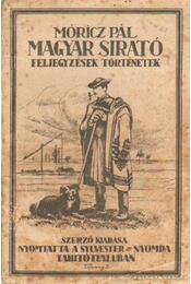 Magyar sirató - Régikönyvek