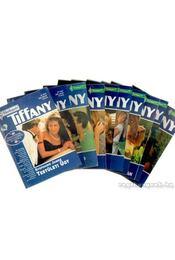Tiffany 31-40. füzet - Régikönyvek