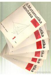 A Matematika Tanítása 1989. ( teljes) - Régikönyvek