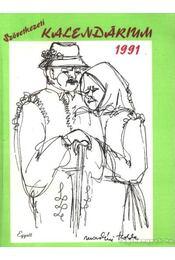 Szövetkezeti kalendárium 1991. - Régikönyvek