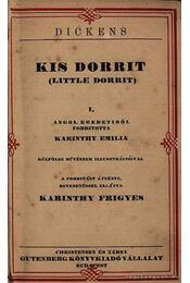 Kis Dorrit - Régikönyvek