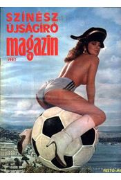 Színész Újságíró Magazin 1985 - Régikönyvek