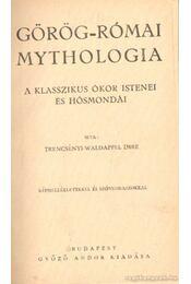Görög-római mythologia - Régikönyvek