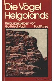 Die Vögel Helgolands (dedikált) - Régikönyvek