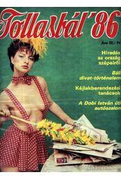 Tollasbál 1986 - Régikönyvek