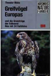Greifvögel Europas - Régikönyvek