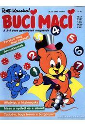 Buci Maci 1992. sz. 25. - Régikönyvek