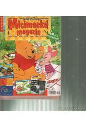 Micimackó magazin 2001/7 - Régikönyvek