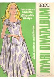 Nyári divatalbum 1978 - Régikönyvek