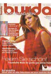 Burda Modemagazin 2004/12. (német) - Régikönyvek