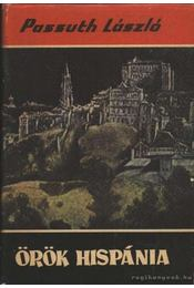 Örök Hispánia - Régikönyvek