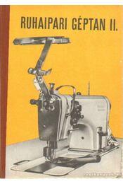 Ruhaipari géptan II. - Régikönyvek
