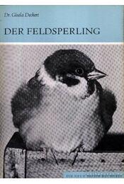 Der Feldsperling (A mezei veréb) - Régikönyvek
