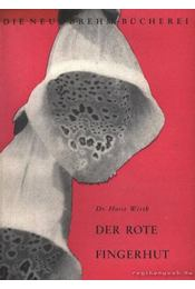 Der Rote Fingerhut - Régikönyvek