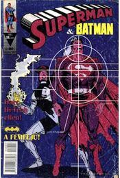 Superman és Batman 1998/5. 38. szám - Régikönyvek