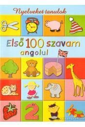 Első 100 szavam angolul - Régikönyvek