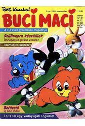 Buci Maci 1995. 9. sz. - Régikönyvek