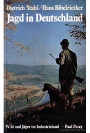 Jagd in Deutschland - Régikönyvek