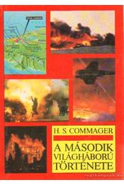 A második világháború története - Régikönyvek