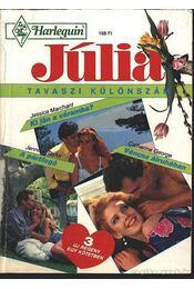 Ki jön a váramba? - Vénusz álruhában - A pártfogó - Júlia Tavaszi különszám 1993/1. - George, Catherine, Marchant, Jessica, Taylor,Jennifer - Régikönyvek